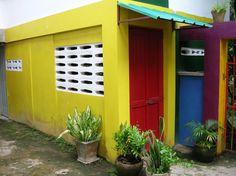 Yellow, Red, Blue, Tobago (c.aks)
