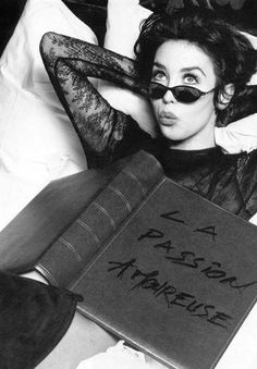 Isabelle Adjani, French actress.