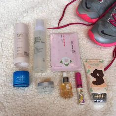 Asian Beauty Routine and Fitness