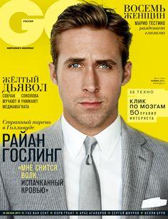November 2011  #covers #GQ