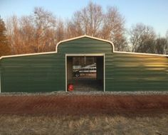 #41 36'Wx21'Lx9'H/6'H Agricultural Buildings, Metal Garages, Metal Structure, Sales Tax, Steel Buildings, Braces, Farmer, Commercial, Shed