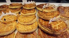 Des recettes de cuisine pour une bonne galette des rois à la Normande