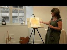 A step-by-step watercolour lesson from professional artist Joanne Boon Thomas.      See lots more lesson from Joanne over at www.ArtTutor.com