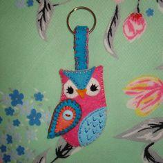 Fancy lil owl