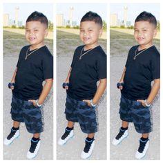 Cute little boys fashion. kids fashion