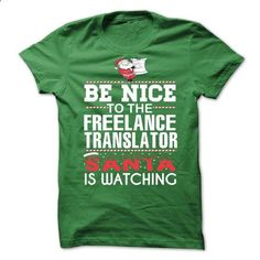 Freelance Translator Perfect Xmas Gift - #white sweater #red sweater. GET => www.sunfrog.com/...