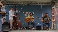 5 November 2016 (14:19) / Instrumental Jazz Band TIGRES TRISTES at Parque da Vila, Vila Madalena, São Paulo City.