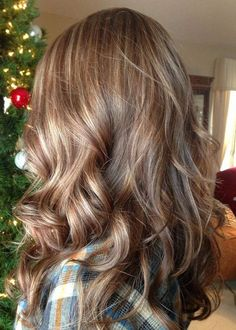 Long Wavy Ash-Brown Balayage - 20 Light Brown Hair Color Ideas for Your New Look - The Trending Hairstyle Blonde Ombre Hair, Brown Ombre Hair, Ombre Hair Color, Hair Colors, Ice Blonde, Balayage Hair, Brown Hair Shades, Light Brown Hair, Dark Brown