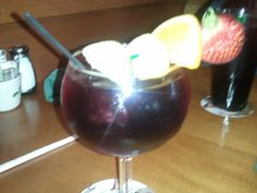 Sangria from Olive Garden