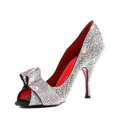 f9f40f0b084d1b Cesare Paciotti Hand Strass Crystal Pumps (CPW434). Carpet StylesBlack  PumpsRed Carpet FashionCinderellaSwarovski CrystalsSlippersSneakersBlack  HeelsSlipper