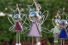 Stained+Glass+Fairy+Ornaments.+Sun+Catchers.+by+BluebirdsGlass,+£8.00