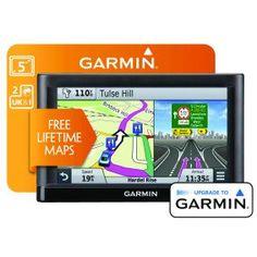Garmin Nuvi 55LM GPS Navigation System with Lifetime Maps (Black)