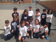 Easter egg hunt |Colegio San Cristobal