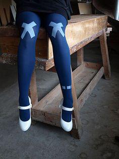 X leg