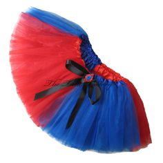 HARLEY QUINN Tutu . Girls to Adult Plus Size . 3 by TutuFactory1
