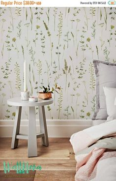 Botanical wallpaper with herbal print, Botanical wall sticker, Herbal pattern wall mural, Herbal peel and stick wallpaper, 142 Vinyl Wallpaper, Temporary Wallpaper, Wallpaper Size, Self Adhesive Wallpaper, Colorful Wallpaper, Peel And Stick Wallpaper, Print Wallpaper, Adhesive Vinyl, Pattern Wall