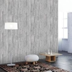 If you're seeking texture to set your wall décor apart from the rest, then this woodgrain-textured temporary wallpaper is just what you're looking for. Wood Wallpaper, Modern Wallpaper, Self Adhesive Wallpaper, Peel And Stick Wallpaper, Bohemian Furniture, Temporary Wallpaper, Space Furniture, Creative Decor, Wood Grain