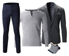 """#MEN'S FASHION"" by flatseven ❤ liked on Polyvore featuring men's fashion and menswear"