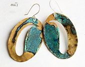 The Sea is still Blue in Autumn..... by Candan on Etsy!!