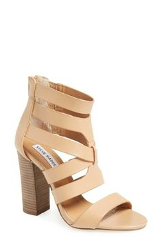 Nice strappy sandals for summer | Steve Madden