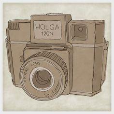 Illustrator Tutorial 132 - Sketchy Hand Drawn Camera
