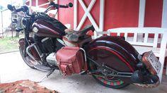 Kawasaki Drifter 800