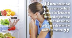 """Can you """"cheat"""" your way to weight loss? Find out if allowing yourself a cheat day sets you up for success or creates a form of self-sabotage."""