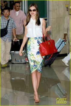 Miranda Kerr: Samantha Thavasa Event in South Korea!