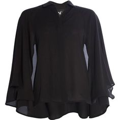 Nü by Staff, Shirt off Blouse, Jeans, Long Sleeve, Sleeves, Shirts, Black, Tops, Fashion, Blouse Band