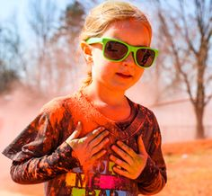 AWESOME Fundraising Event Ideas: The Color-Me Fun Run!!! Love it.