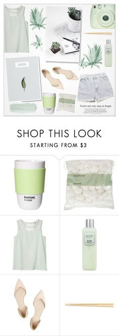 """♠ Cereal killer"" by paty ❤ liked on Polyvore featuring ROOM COPENHAGEN, Fuji, John Lewis, Monki, Levi's, Laura Mercier, Melissa and 3.1 Phillip Lim"