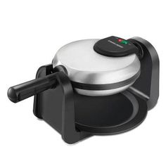 Black & Decker Orofessional Rotary Belgian Waffle Maker brings a new level of performance to making Belgian waffles at home. Its designs special rotary feature ensures consistent baking and even brown