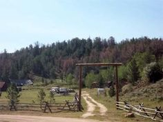 Sugar and Spice Ranch - wyoming horse camps