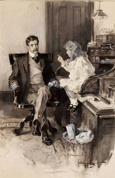 WALTER GRANVILLE SMITH (American, 1870-1938)