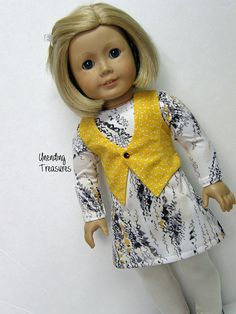 American Girl doll clothes 18 inch doll par Unendingtreasures, $16.00