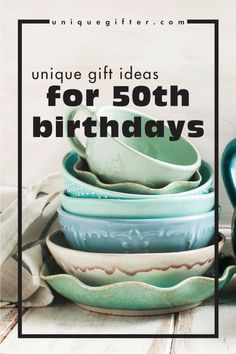 These Are Adorable And Fun Ideas For 50th Birthdays Not Everyone Wants To Celebrate With Over The Hill Gag Gifts Unique Real Gift