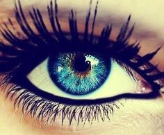 Lovely lashes <3