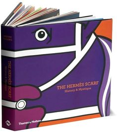 The Hermès Scarf book for my reference library...