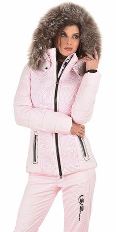 Sportalm Everlasting Pink Ski Jacket
