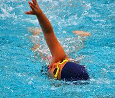 Este fin de semana la Copa Novatos de natación en el Club Campestre ~ Ags Sports
