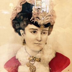 Antique Lithograph EMMA by Currier & Ives #antiques #theuglyducklingantiques #lithograph #emma #currierandives