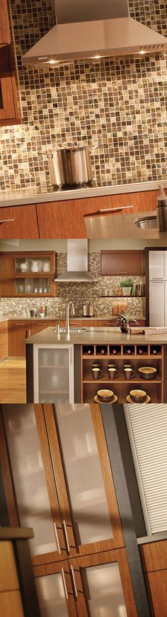Contemporary Kitchen Design - Dura Supreme Cabinetry
