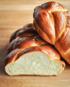 Here is a bread that is as much a pleasure to look at as it is to eat. Check out that braiding! Challah is a bread that should be in everyone's repertoire.