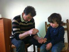 problèmes de peau, de dépression, brûlures... Beaucoup de maux guident les gens vers André Métais, à La Ferrière, traiteur depuis ses 14 ans.