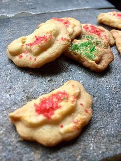 Potato Flour Fold Over Cookies The very best Christmas cookie