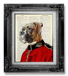 who painted the dogs clothes - Google Search