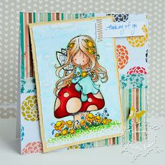 Tiddly Inks Challenge: Fabulous Inky Friday with the Tiddly Inks Design Team