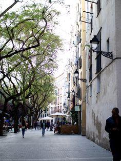 Barcelona, Spain - ANDREA CLARE