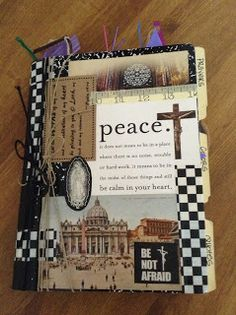 Look to Him and be Radiant: Smash Prayer Journals. I like this minus the icons