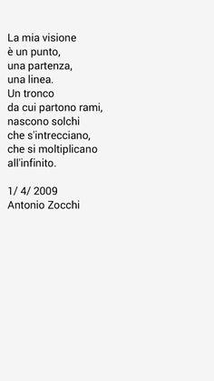 C'è la Luna in cielo.  Antonio Zocchi